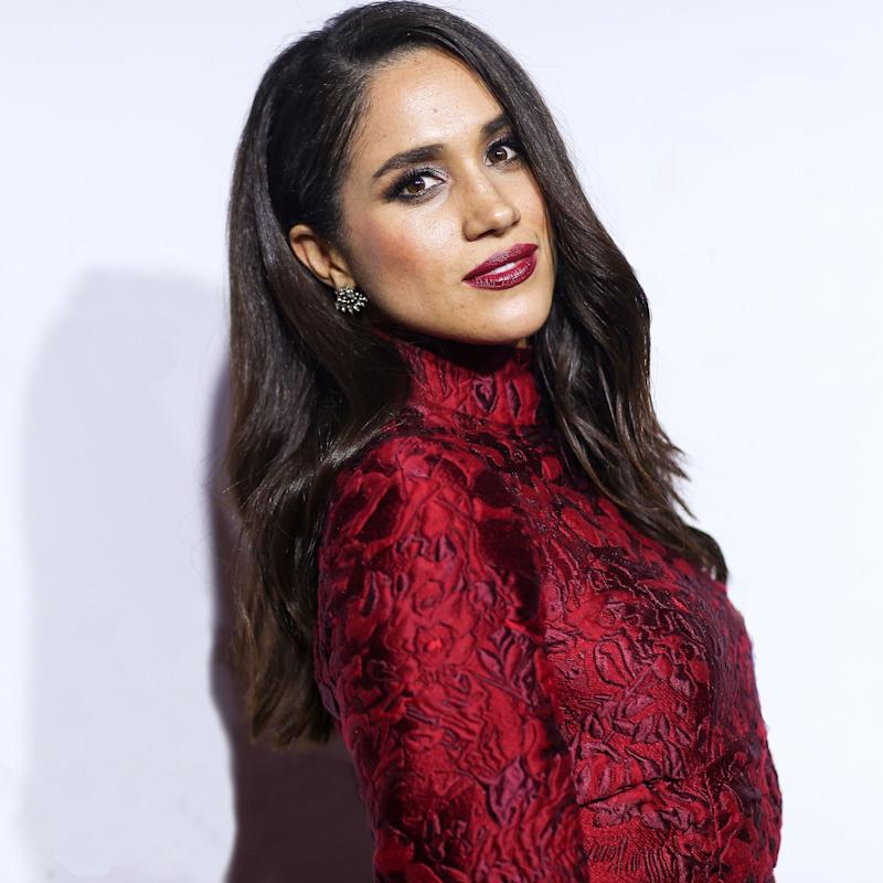 Meghan Markle Speaks Out Against Period Shame—And Takes on a Powerful Global Taboo