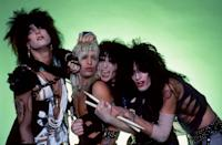 <p>The band's first gig was at the Starwood nightclub on April 24, 1981. Rumor has it that Sixx worked at the venue at the time and begged his boss for the gig.</p>