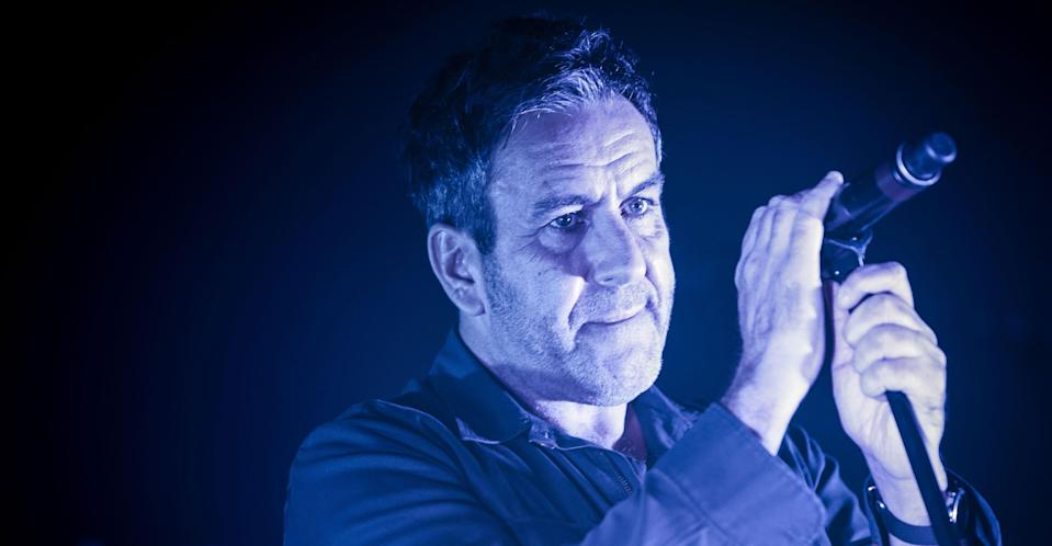 The Specials' Terry Hall pictured in 2016. (REX/Shutterstock)
