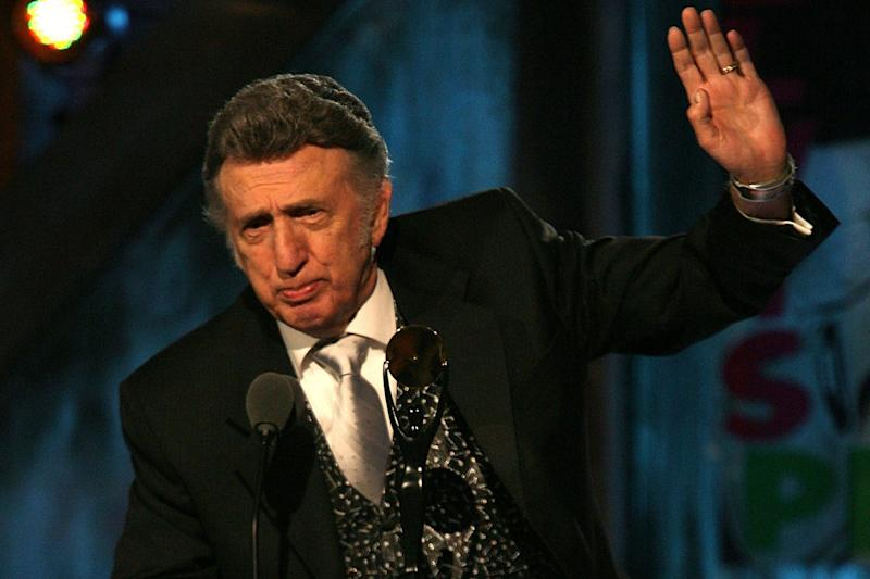 Rock legend: DJ Fontana has died at the age of 87: WireImage