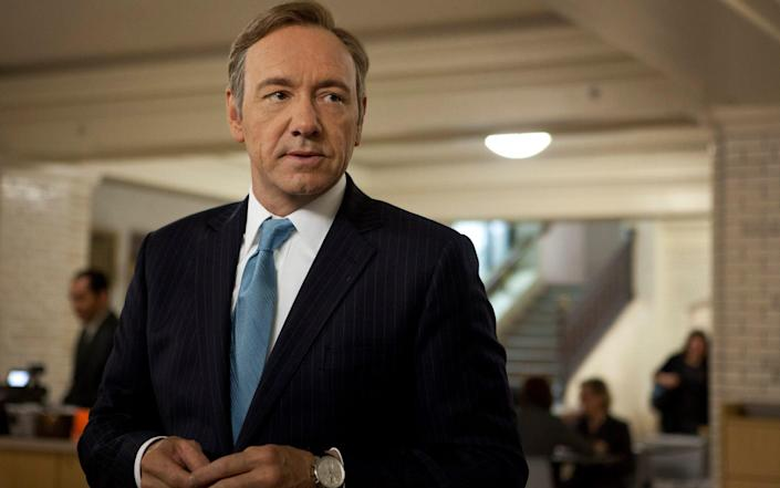 Kevin Spacey was removed from the last season of the hit Netflix political drama House of Cards after the sexual assault claims arose
