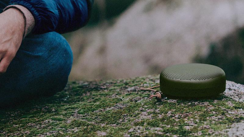B&O's 360-degree Beoplay A1 is its smallest Bluetooth speaker yet