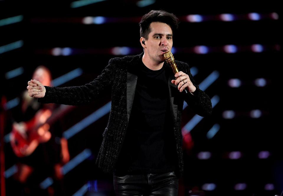 "<p>The Panic! At The Disco star <a href=""https://www.papermag.com/brendon-urie-lays-it-all-out-2584081623.html"" rel=""nofollow noopener"" target=""_blank"" data-ylk=""slk:told Paper magazine"" class=""link rapid-noclick-resp"">told <em>Paper</em> magazine</a>, ""I guess you could qualify me as pansexual because I really don't care. If a person is great, then a person is great. I just like good people, if your heart's in the right place ... It's just people that I am attracted to.""</p>"