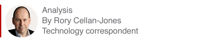 Analysis box by Rory Cellan-Jones, technology correspondent