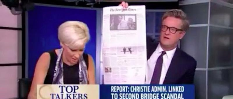 Scarborough Savages NYT For Burying IRS Email Scandal: 'This Is A Scam!'