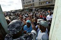 The UN has urged calm, but the opposition urged their supporters to carry out a campaign of civil disobedience to stop the vote