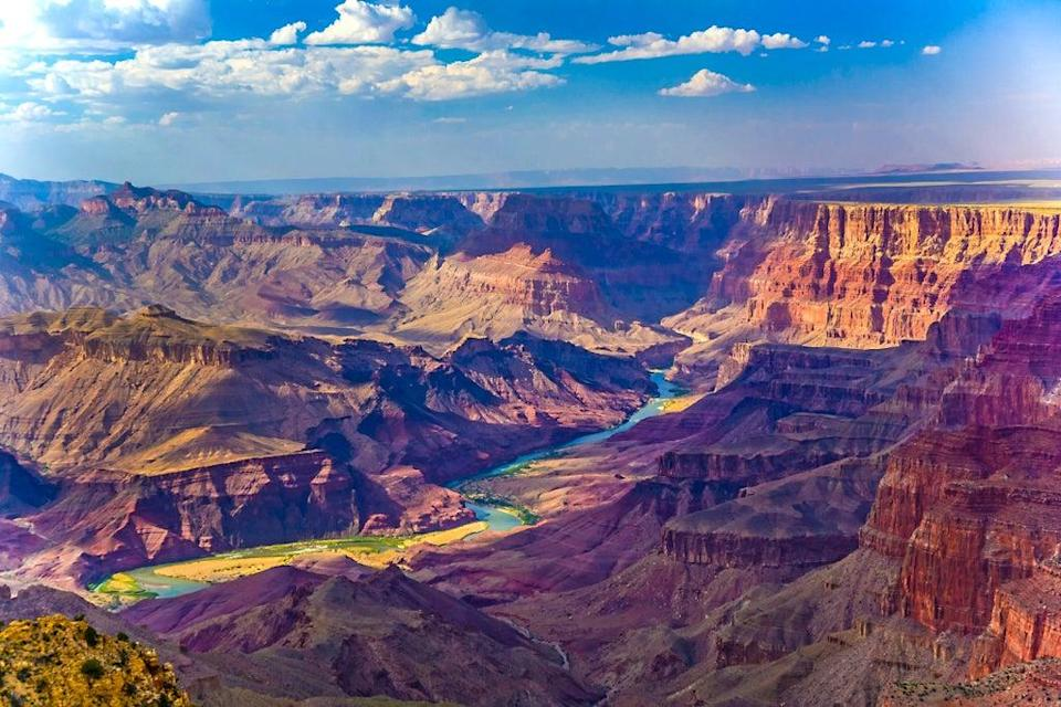 The Grand Canyon at sunrise (Getty Images/iStockphoto)