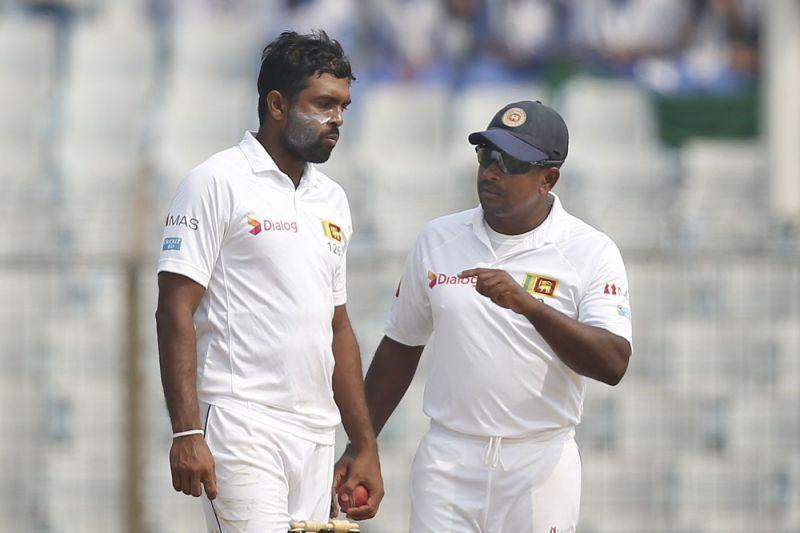 Perera and Herath had South Africa on the mat