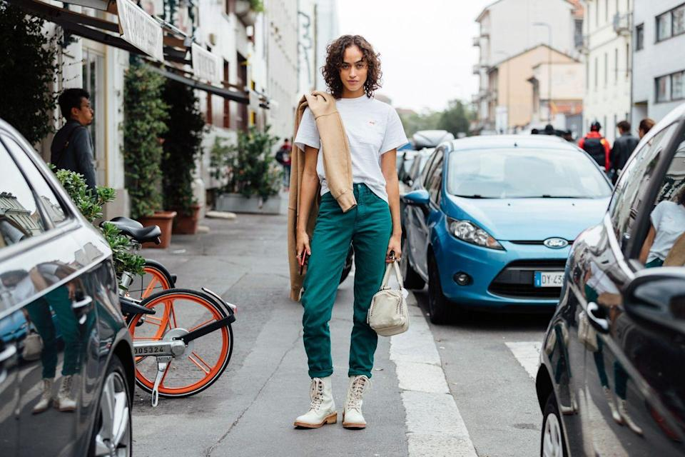 <p>With all the lounging we've been doing lately, a hoodie or sweatshirt has never been too far from reach. Whether it's a grey marl classic or emblazoned with a slogan, drape it over your shoulders or tie it around your waist when the temperature rises.</p>