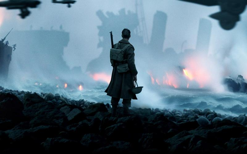 Andrea is convinced that Nola's forthcoming epic is the biggest naval film shoot ever