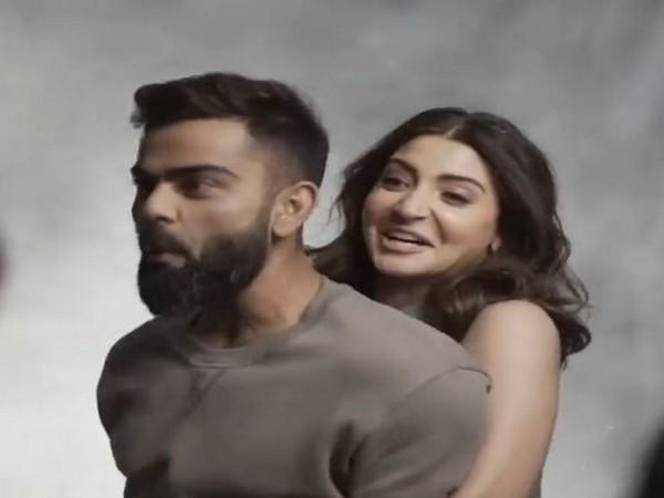Virat Kohli and Anushka Sharma (Image Source: Instagram)