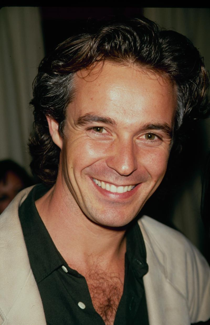 Cameron Daddo pictured in Los Angeles 1990
