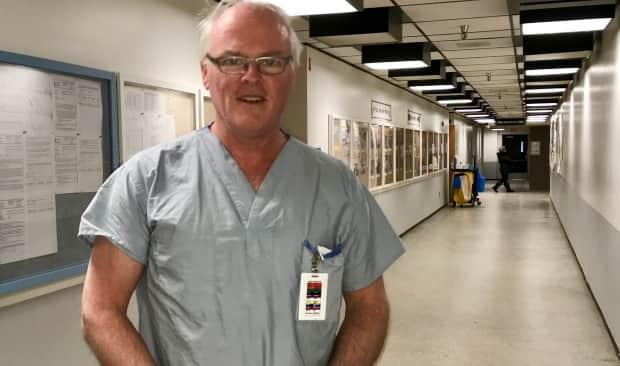 Dr. Stephen Beed is medical director of Nova Scotia's organ and tissue donation program, Legacy of Life. (CBC - image credit)