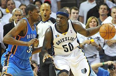 Kevin Durant and the Thunder and Zach Randolph's Grizzlies have given the 2011 playoffs their first Game 7 – and their most competitive series