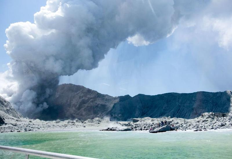 An American Citizen Died After Being Injured in the Deadly Volcanic Eruption in New Zealand
