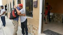 Mexico: Shelter hosts migrants as they await authorization to enter US