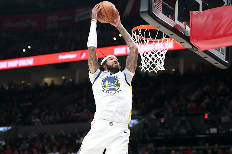Warriors to trade center Willie Cauley-Stein to Mavericks
