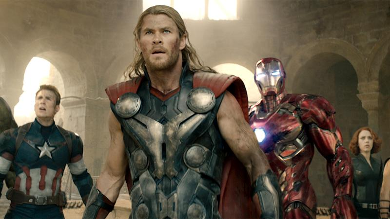 An image from one of the best Marvel movies Avengers: Age of Ultron
