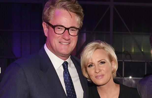 Mika Brzezinski Explains Joe Scarborough's Break From 'Morning Joe' This Week: 'I Told Him To'