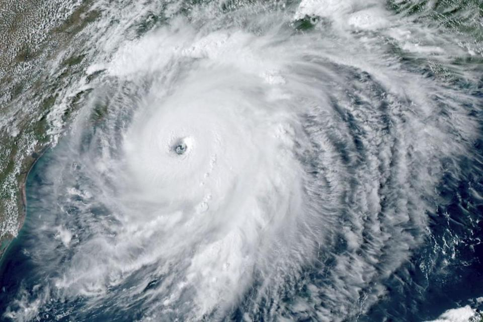 A hurricane in Louisiana is a threat that keeps meteorologists awake at night