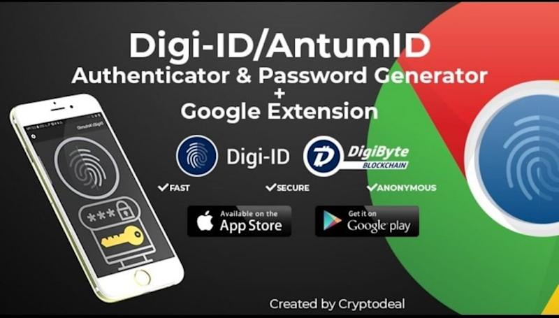 You can now log in to your favourite sites with Digi-ID