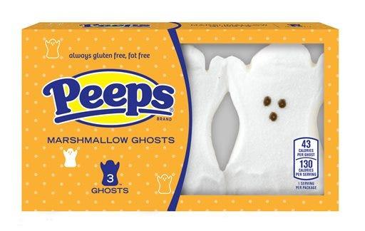 The Just Born company is ghosting the nation for Halloween, along with other holidays between now and Easter, by abandoning its alternate marshmallow confections in favor of preparing for its busiest time of the year next spring.