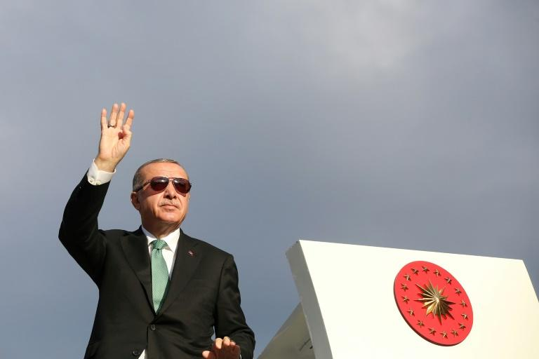 "Turkish President Recep Tayyip Erdogan has repeatedly described the dispute with the US with as an ""economic war"" that Ankara will win"