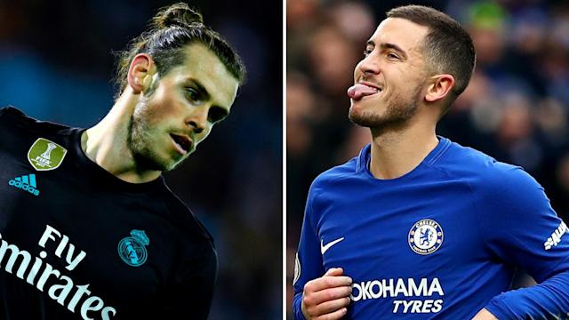 Gareth Bale and Eden Hazard could be set to 'swap clubs'