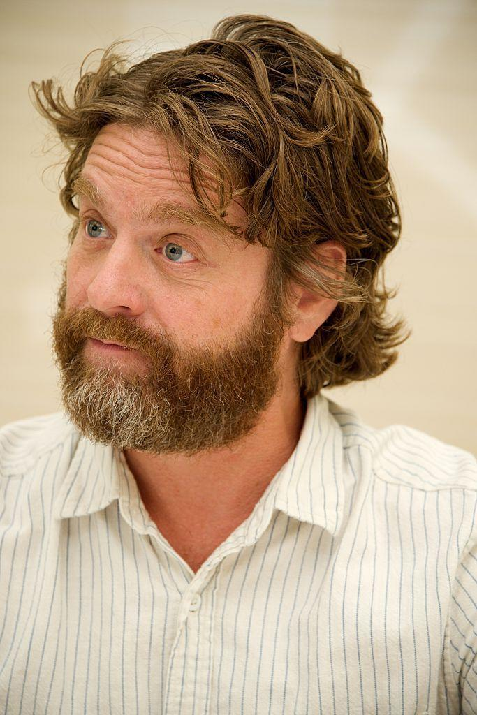 "<p>Galifianakis is actually Greek for ""great, full beard."" We're just kidding. But that beard is no joke.</p>"