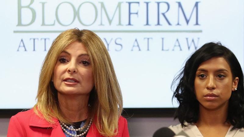 Lisa Bloom and Montia Sabbag