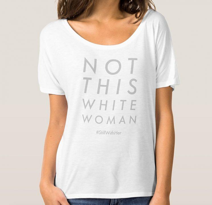 Not This White Woman collection to make a statement. (Photo: Not This White Woman).