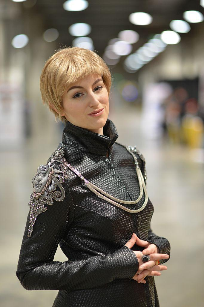 """<p>Whether you love or hate Cersei — there is a clear line between the two — you can't deny she has style. Her countless red dresses make for some of the most gorgeous <em>GoT </em>Halloween costumes. </p><p><a class=""""link rapid-noclick-resp"""" href=""""https://www.amazon.com/Queen-Armor-Costume-Medium-Black/dp/B07FPTYW45/?tag=syn-yahoo-20&ascsubtag=%5Bartid%7C10070.g.28762544%5Bsrc%7Cyahoo-us"""" rel=""""nofollow noopener"""" target=""""_blank"""" data-ylk=""""slk:SHOP ARMOR GOWN"""">SHOP ARMOR GOWN</a></p>"""