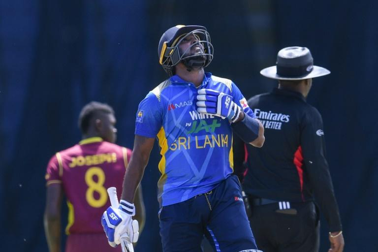 Hasaranga helped Sri Lanka post a competitive total