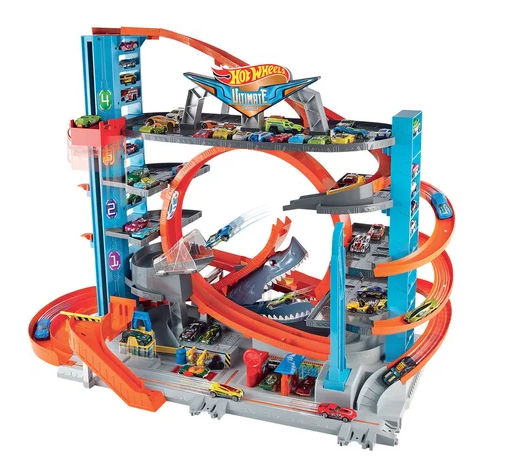 HOT WHEELS CITY MEGA GARAGE