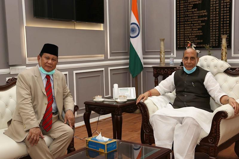 India, Indonesia Resolve to Expand Areas of Defence Ties, Technology Sharing