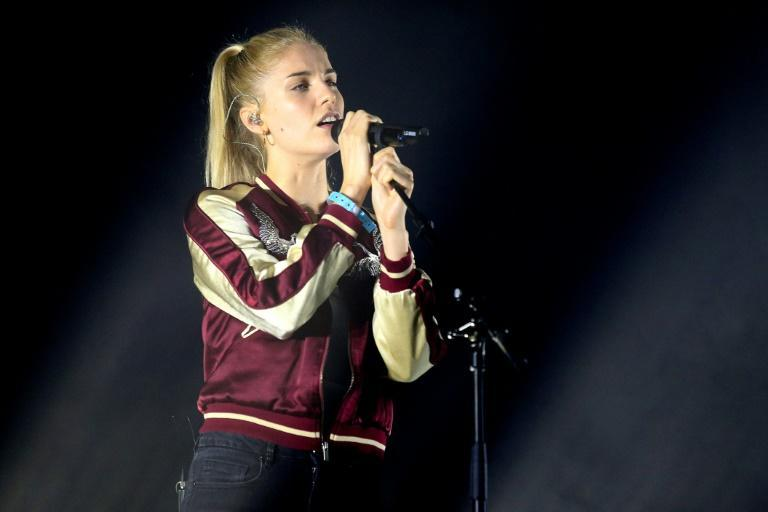 """British singer Hannah Reid of the band """"London Grammar"""" speaks on burnout, mysogyny in music business as the group released a new album"""
