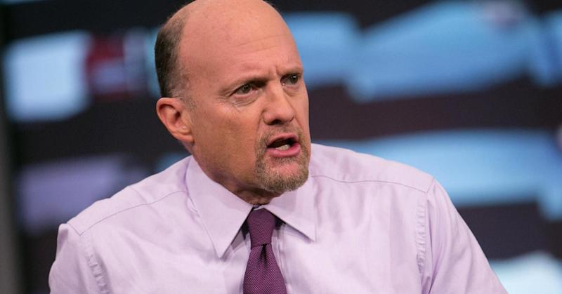 Adam Jeffery | CNBC. Jim Cramer has one top bank in mind when it comes to playing the change in tide overseas.