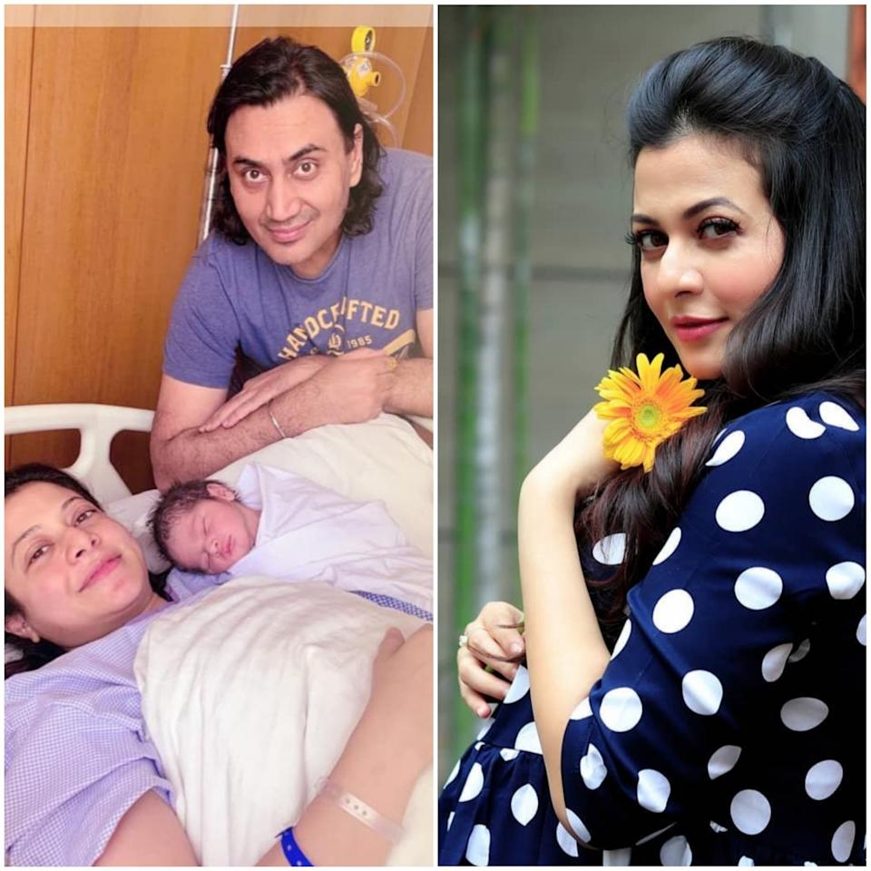 Power couple of Bengali cinema, actress Koel Mallick and film producer Nispal Singh were blessed with their first child last week. The stunning actress, who is also the daughter of Bengal's veteran actor Ranjeet Mallick, experienced her maiden Mother's Day with her baby boy this year.