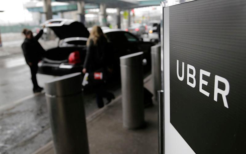 "It will try to predict a ""user state"" by analysing data about past services and which will then allow ridesharing app to alter its service. - AP"