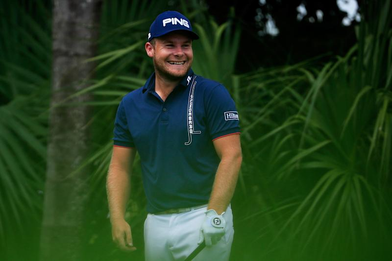 Tyrrell Hatton will need a low round to claim his first green jacket. Equally likely: He and Bryson DeChambeau exchange choice words in their final-round pairing.
