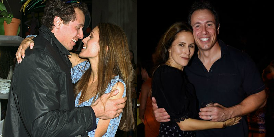 Chris Cuomo and His Wife Cristina Have Been Married 19 ...