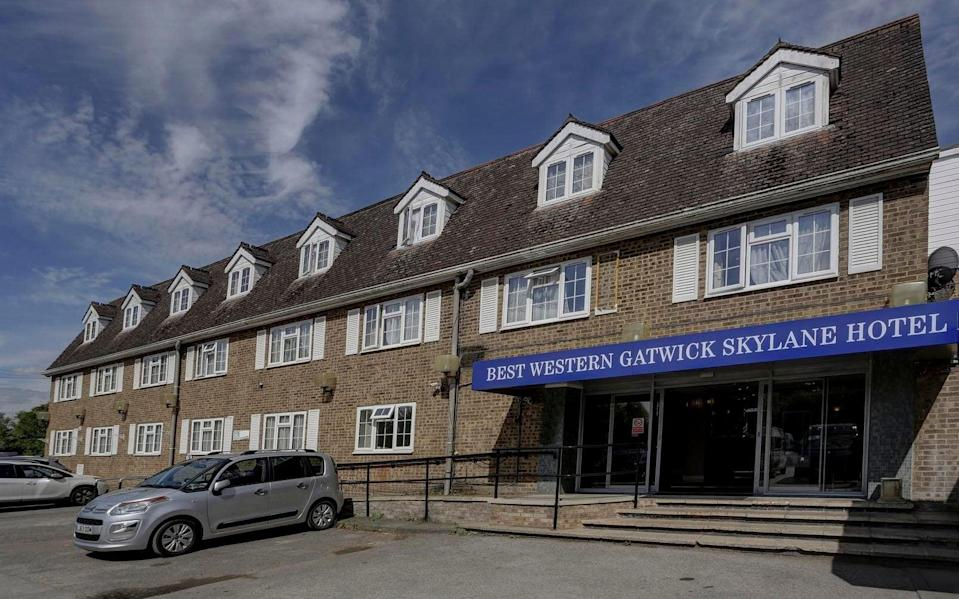 Best Western has said it could mobilise its hotels as quarantine facilites within two days