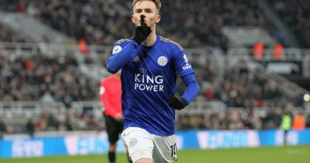 Foot - ANG - Premier League : Leicester sans forcer à Newcastle