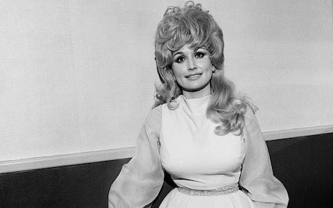 Parton at Boston's Symphony Hall in 1972