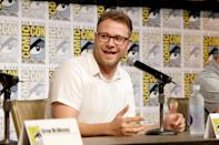 <p>Seth Rogen on July 21. <i>(Photo: Eric Charbonneau/Invision for Sony Pictures/AP Images)</i></p>