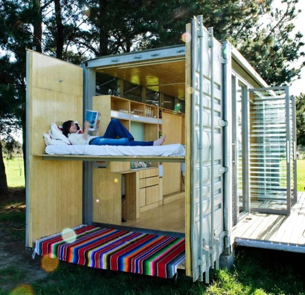 Credits: homify / Casa Container Brasil