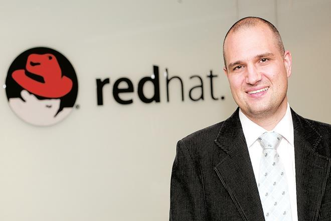 Frank Feldmann, vice-president, Apac Office of Technology, Red Hat Asia Pacific