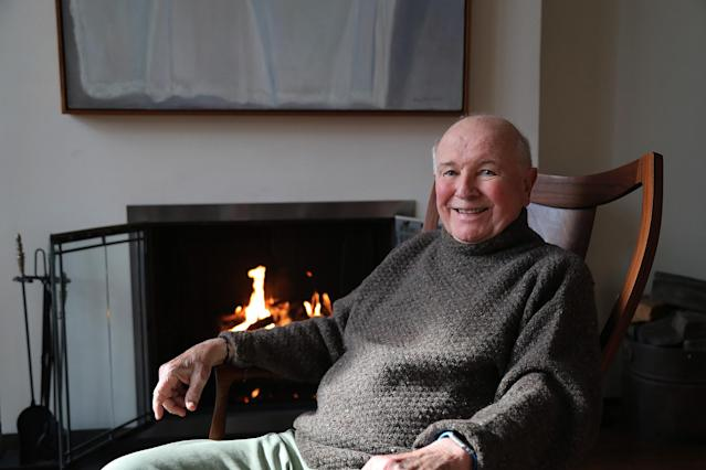 Terrence McNally, known for productions like <em>Kiss of the Spider-Woman</em>,&nbsp;<em>Master Class</em>,&nbsp;<em>Ragtime</em>&nbsp;and&nbsp;<em>Love! Valour! Compassion!</em>, has passed away due to the coronavirus. (Photo by Al Pereira/Getty Images)