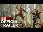 """<p>Few comedians are bold enough to cast themselves as Adolf Hitler. Taika Waititi's satirical spin on Nazi Germany explores a more innocent perspective of the era from a Hitler Youth member, whose perception of the war is clearly skewed by his naivety. This naivety meets reality, though, when he forms an unlikely relationship with a young Jewish girl who is hiding in his house.</p><p><a class=""""link rapid-noclick-resp"""" href=""""https://www.amazon.com/gp/video/detail/amzn1.dv.gti.f8b71fdd-438f-1f71-938c-69ba6db952e0?autoplay=1&ref_=atv_cf_strg_wb&tag=syn-yahoo-20&ascsubtag=%5Bartid%7C2139.g.36605828%5Bsrc%7Cyahoo-us"""" rel=""""nofollow noopener"""" target=""""_blank"""" data-ylk=""""slk:Amazon"""">Amazon</a> <a class=""""link rapid-noclick-resp"""" href=""""https://go.redirectingat.com?id=74968X1596630&url=https%3A%2F%2Fitunes.apple.com%2Fus%2Fmovie%2Fjojo-rabbit%2Fid1482852559&sref=https%3A%2F%2Fwww.menshealth.com%2Fentertainment%2Fg36605828%2Fbest-world-war-2-movies-of-all-time%2F"""" rel=""""nofollow noopener"""" target=""""_blank"""" data-ylk=""""slk:iTunes"""">iTunes</a></p><p><a href=""""https://www.youtube.com/watch?v=tL4McUzXfFI"""" rel=""""nofollow noopener"""" target=""""_blank"""" data-ylk=""""slk:See the original post on Youtube"""" class=""""link rapid-noclick-resp"""">See the original post on Youtube</a></p>"""