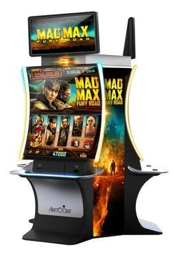 Aristocrat's Mad Max: Fury Road(TM)  slot game is based on the smash hit film and takes players on a wild adventure in a post-apocalyptic world, amplified by Aristocrat's cinematic game features.